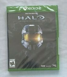 Halo The Master Chief Collection For Xbox One And Xbox Series X Factory Sealed