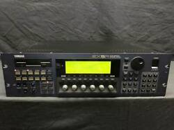 Yamaha Ex5r 128-voice Extended Synthesis Sound Module Synthesizer Ac100v