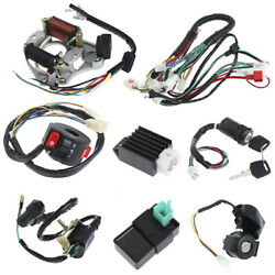 50/70/90/110cc Cdi Wire Harness Assembly Wiring Set Atv Electric Quad Cjolste Co