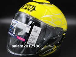 Shoei Motorcycle Full Face Helmet J-cruise Reborn Tc-3 Size M Limited Color New