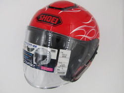 Shoei Motorcycle Full Face Helmet J-cruise Reborn Tc-10 Size L Limited Color New