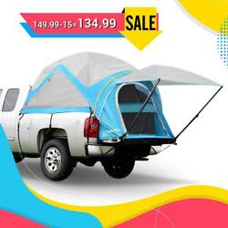 Quictent Full Size 6.4and039-6.7and039 Truck Tent Camping Shelter Outdoor Pickup Bed Box