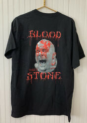 Vintage Stone Cold Steve Austin Blood From A Stone Shirt Xl Deadstock Rare
