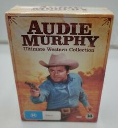 Audie Murphy Ultimate Western Collection [dvd Boxed Set] Ntsc Region Free