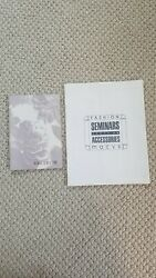 Vintage Retro Nordstrom and Macys Fashion Booklets $5.50