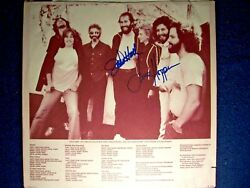 Orleans And039waking And Dreamingand039 Signed Autographed Lyric Sheet By 2 Rare