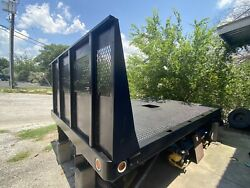 Dodge 38 Bed Frame With Trailer Hitch