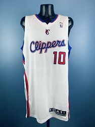 Men's Adidas Los Angeles Clippers 07-08 Eric Gordon Game Worn Issued Jersey 2xl