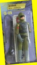 Takara Justice Team G.i. Joe G-09 Trip Wire Action Figure Vintage And03986 Super Rare