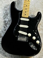 Fender American Professional Ii Stratocaster Black Guitar From Japan Mkn401