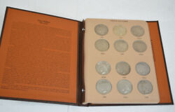 1921 - 1935 Silver Peace Dollar Complete Set -p, D And S - Free Us Shipping