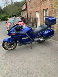 Honda Pan European St1100a - 1998 - 44k Miles In Blue / Awesome