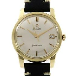 Vintage Omega 166.011 Seamaster Cal. 562 Automatic Day Display 36mm
