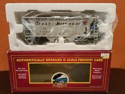O Scale M.t.h. 20-97111 Great Northern Ps-2 Hopper New
