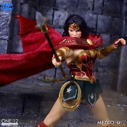 One 12 Collective Dc Comics Wonder Woman Modern 6 Action Figure Mezco In Stock