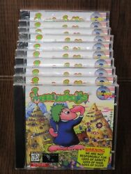 Video Game Pc Wholesale Lot Of 10 Lemmings 1991 Vintage New Sealed Jewel