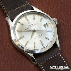 1959 Tudor Oyster Date Ref.7968 Small Rose Automatic 25jewels Case Bombay
