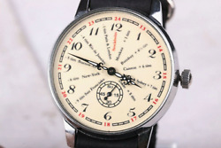 Rare Watches Pobeda Cities, Ussr Soviet Watches Men Vintage Mechanical Military