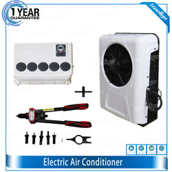 Universal 12v Air Conditioner For Car Tractor Truck Motorhome Pull Riveter