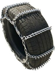 Snow Chains 8.25-15 8.25 15lt Studded Cam Tire Chains