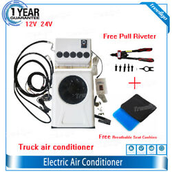 Universal 960w 12v Electric Air Conditioner A/c Fit For Trunks Bus Van Rv