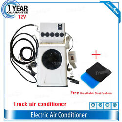 Universal 960w 12v / 24v Electric Air Conditioner A/c Fit For Trunks Bus Van Rv