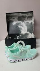 On Cloud Women Shoes Color Jade Size 9 Free Shipping