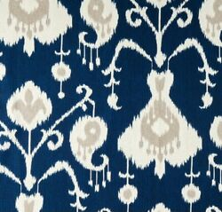 5 Yds Magnolia Home Fabric Stan Cathell Java Yacht Drapery Upholstery