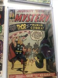 Journey Into Mystery Lot 98,109 Mighty Thor 226 King Size Mighty Thor 3