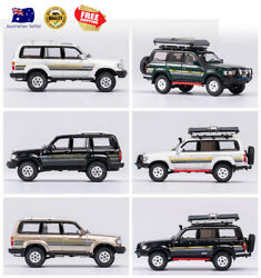 164 Toyota Land Cruiser Lc80 Series 4x4 Diecast Model Car Highly Collectible
