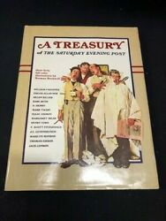 Treasury-of-the-saturday-evening-post Hc - Norman Rockwell