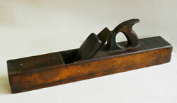Collection 3 Antique 22 Jointer Block Planes Collectable Woodworking Tools
