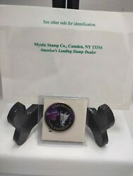 Mystic Stamp Elvis Presley 75th Birthday Coin Uncirculated