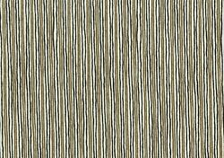 5 Yds Magnolia Home Fabric Brown Black Stripe Cotton Drapery Upholstery