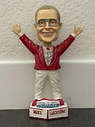 Mike Leckrone University Of Wisconsin-madison Badgers Marching Band Bobblehead
