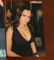 Aria Giovanni Lot Of 41 4x6 Photos Adult Film Star Super Exotic Beauty