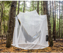 Mosquito Net Camping Netting Screen Curtain Insect Pest Control Protector Large
