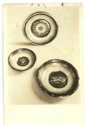 Judaica Old Photo Copper Plates By Hakishut