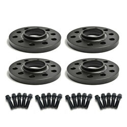 15mm/0.59 Wheel Lug Spacers Adapter For Bmw X5 E53 E70 F15 X5m 2000-2019 5x120