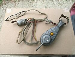 Vintage Art Deco 30and039s 40and039s Yankee 960 Car Truck Accessory Turn Signal Switch