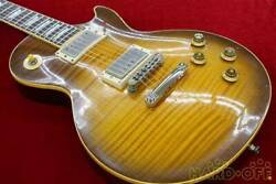 Gibson Les Paul Standard Plus Top 60s 2002 Electric Guitar With Hard Case