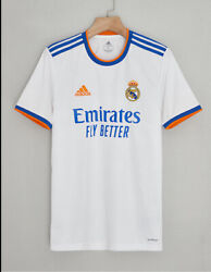2021/22 Real Madrid Home Shirt For Adult