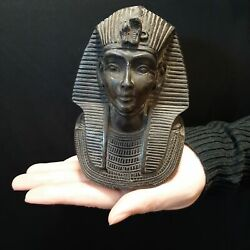 Bc Pharaonic Egyptian Antique Antiques Egypt Antiquities Figurine Statue -f165
