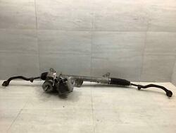 07-15 Mini Cooper Clubman S Steering Gear Rack And Pinion Electric 17 Wheels