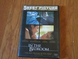 Sissy Spacek Autographed Hand Signed In The Bedroom Dvd Personalized