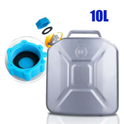 10l Oil Fuel Tank Gasoline Diesel Thick Can Water Tank For Motorcycle Truck Car