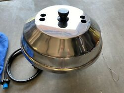 """Magma Kettle 16"""" Propane Gas Boat Grill New With Free Accessories"""