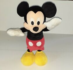 Disney Just Play Mickey Mouse Hot Diggity Dancing Interactive Toy Tested