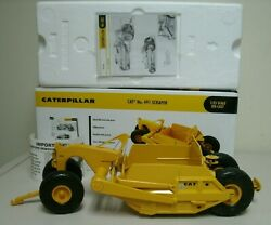 First Gear Caterpillar No 491 Scraper Diecast 125 Limited Edition Offered By Ac