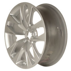 70839 Refinished Front Wheel Alloy 2013-2013 Hyundai Genesis Coupe Uses Tpms